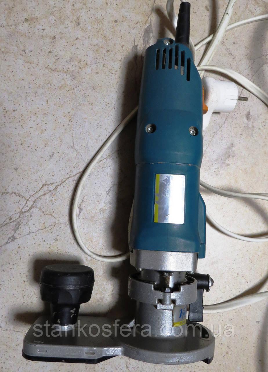 Фрезер ПВХ Virutex RO156N бу с подошвой и фрезой в комплекте