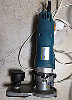 Фрезер ПВХ Virutex RO156N бу с подошвой и фрезой в комплекте, фото 1