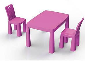 """Детский стульчик ТМ """"Долони""""  (04690-3) Розовый, фото 2"""