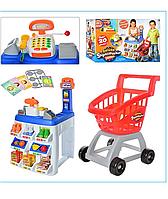 Игровая интерактивная касса «Мой магазин» 31621 20 аксессуаров