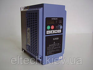 Частотник X200-022SFEF, 2.2кВт, 220В