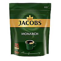 Кофе растворимый Jacobs Monarch эконом.пакет 60 г ОРИГИНАЛ