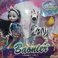 """Кукла """"Enchantimals с животными, JJ8572/72-1/72-2"""