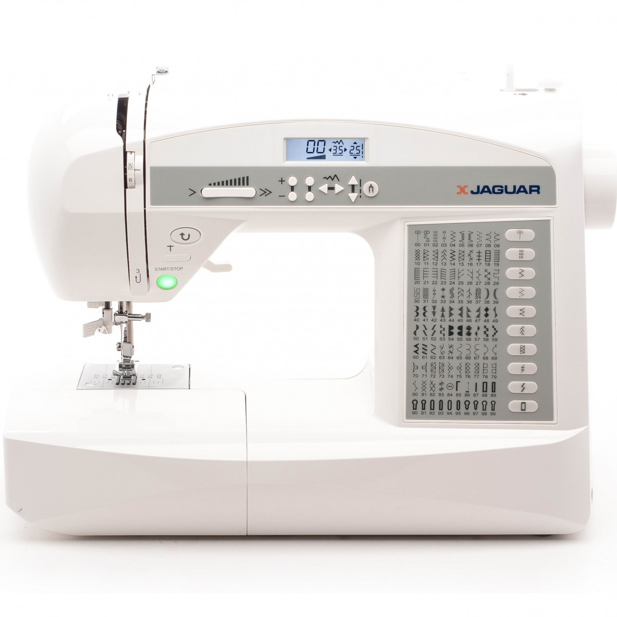 Комп'ютерна швейна машина Jaguar IQ 100