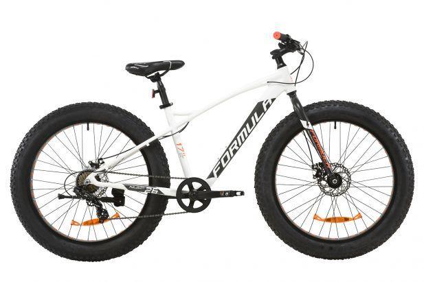 """Велосипед фэт байк (Fat Bike) 26"""" Formula Paladin DD 2020 алюминиевая рама 17"""""""