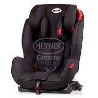 Детское автокресло HEYNER 787 110 Capsula Multi Fix AERO Pantera Black 1-12 лет, 9-36 кг, категория 1-2-3