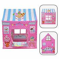 Палатка магазин-мороженое