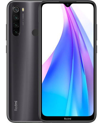 Xiaomi Redmi Note 8T 4/128GB Global Version (Moonshadow Grey)