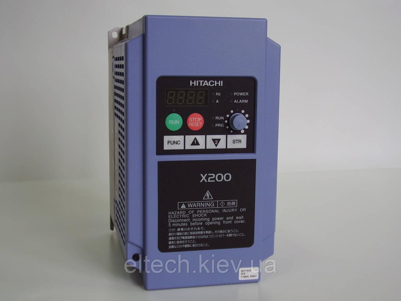 Инвертор X200-007HFEF, 0.75кВт, 380В