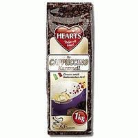 Капучино Hearts Cappuccino Karamell 1кг (Германия)