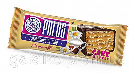 """Шоколад """"Полюс"""" 60г Сгущ. молоко (110)"""
