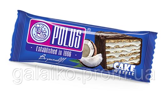 """Шоколад """"Полюс"""" 60г Кокос (110), фото 2"""