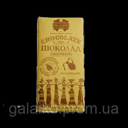 Коммунарка молочный 90г ТМ Коммунарка шоколад , фото 2