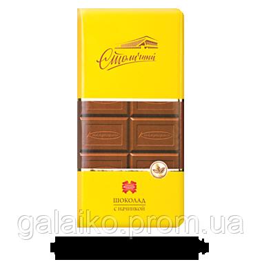 Столичный (горький дес. шоколад) 100г ТМ Коммунарка  , фото 2