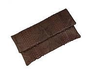 Клатч зі шкіри пітона, фото 1
