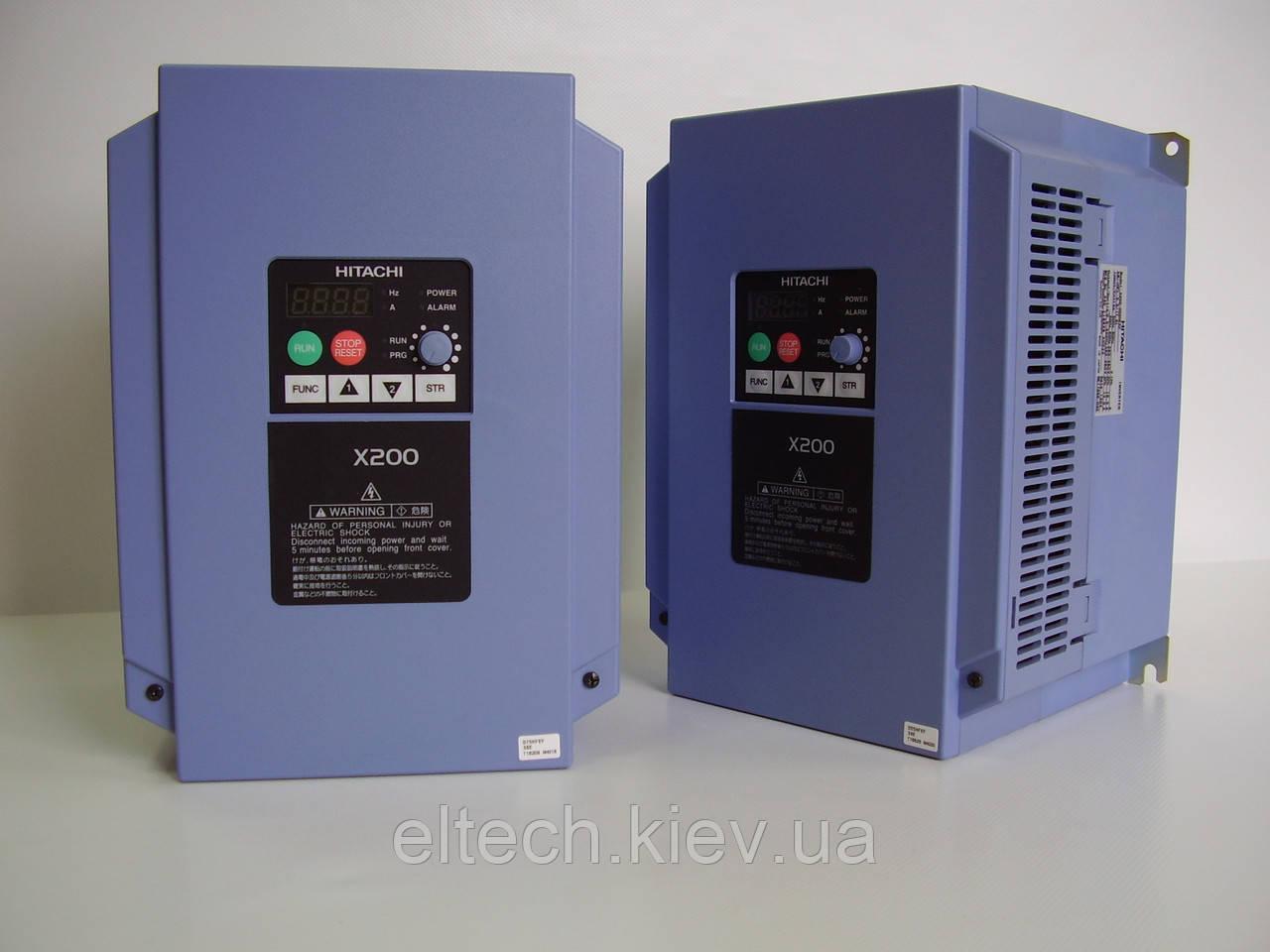 Преобразователь частоты X200-055HFEF, 5.5кВт, 380В