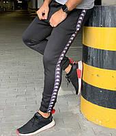 Утеплённые штаны Kappa 20568 черные, фото 1