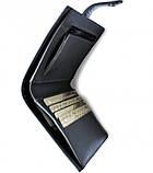 Кожаный кошелек мужской Lato oscuro 20645 черный, фото 3