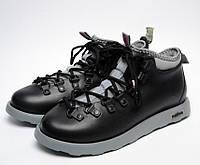 Зимние кроссовки Native Fitzsimmons 20557 серо-черные, фото 1