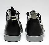 Зимние кроссовки Native Fitzsimmons 20557 серо-черные, фото 2