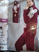 """Цельный домашний костюм кигуруми """"Sexen"""" Турция"""