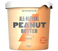 Арахісова паста Peanut Butter MyProtein 1 кг