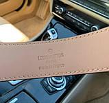 Ремінь Louis Vuitton 20617 коричневий, фото 8