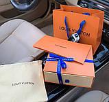 Ремінь Louis Vuitton 20617 коричневий, фото 10