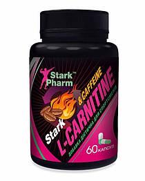 L-Carnitine & Caffeine Stark Pharm 60 капсул