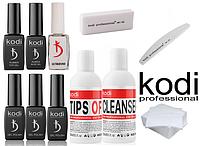 Стартовый набор Kodi Professional для покрытия гель лаком без лампы