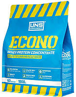 Протеин сывороточный UNS WPC Econo Instant 1800 грамм