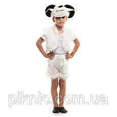 Дитячий костюм Баранчик для дітей 3,4,5,6 років Карнавальний костюм Баран 342, фото 3