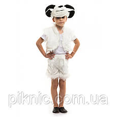 Костюм Баранчик для детей 3,4,5,6 лет. Детский новогодний карнавальный костюм Баран 342, фото 3