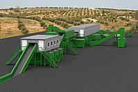Линия, комплекс для сортировки, переработки мусора, ТБО., фото 1