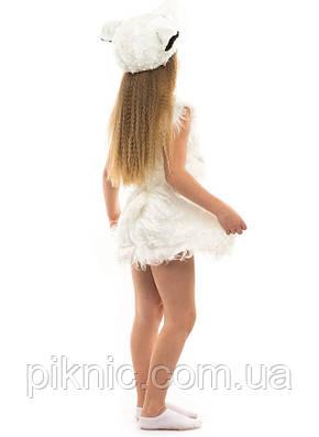 Костюм Овечки для детей 3,4,5,6 лет. Детский новогодний карнавальный 342, фото 2