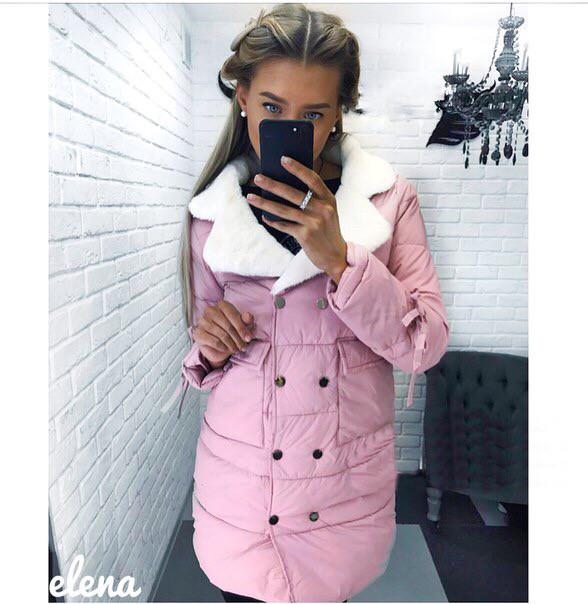 Куртка женская зимняя 42 44 46