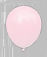 """Латексные шары без рисунка Kalisan 12"""" (30 см), MACARON Розовый 1 шт"""