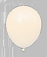 """Латексные шары без рисунка Kalisan 12"""" (30 см), MACARON Лососевый 1 шт"""