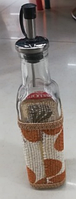 Бутылка для масла 400 мл стеклянная
