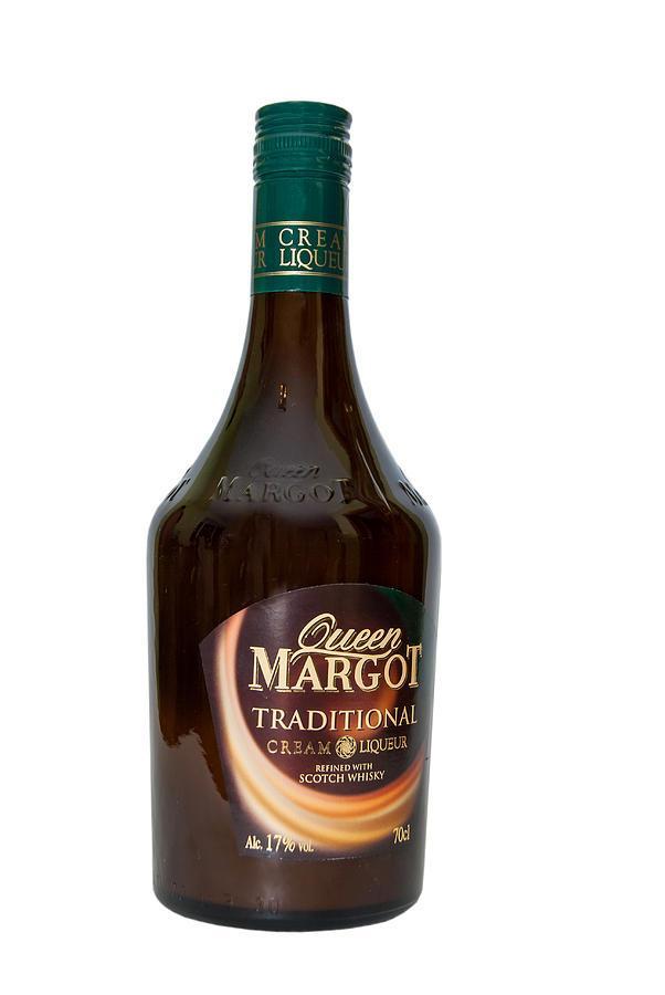 Ликер Queen Margot (Королева Марго) traditional Scotch Whisky 0,7 л.