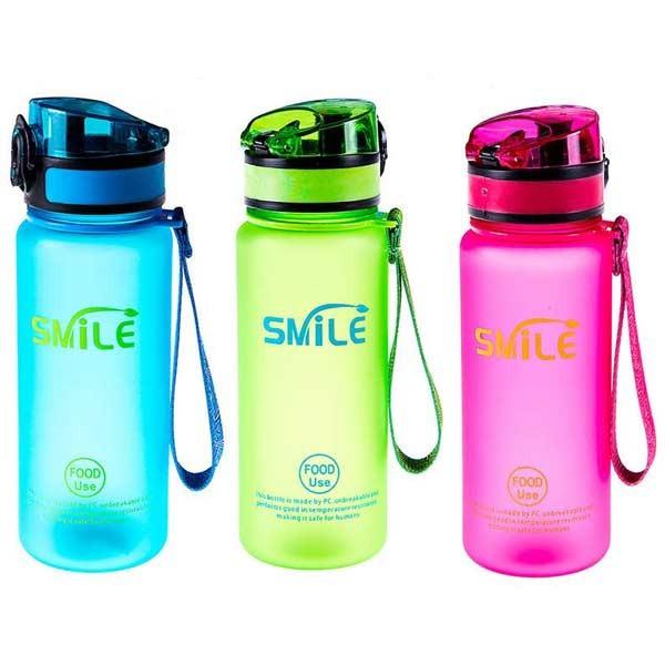 Бутылка для воды SMILE