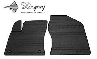Коврики в салон Передние Stingray для Toyota Prius 2015-