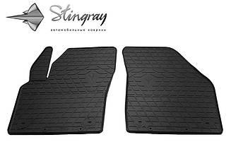 Коврики в салон Передние Stingray для Volvo S40 II 2004-