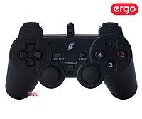 Геймпад ERGO GP-100 USB Black