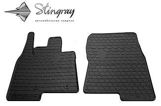 Коврики в салон Передние Stingray для Mitsubishi Pajero Wagon IV V80 2006-