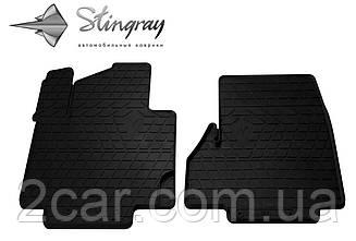 Коврики в салон Передние Stingray для Nissan NV200 2009-