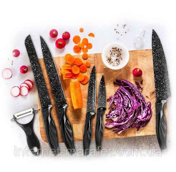Набор ножей Сила Гранита