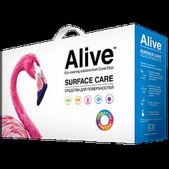 Alive Коллекция средств для поверхностей Коралловый Клуб