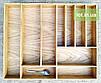 Деревянный лоток для столовых приборов Lot 210 700х400. (индивидуальные размеры), фото 2