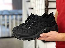 Мужские термо кроссовки Merrell,черные, фото 2